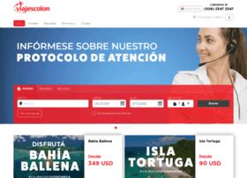 viajescolon.com