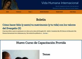 vidahumana.org