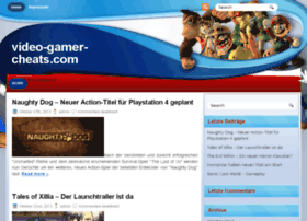 video-gamer-cheats.com