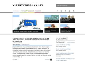vierityspalkki.fi