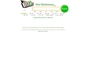 vietdictionary.com