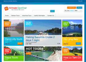 vietnamopentour.com.vn