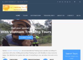 vietnamtrekkingtours.asia