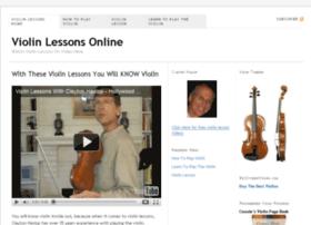 violinlessonsreview.com