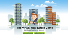 virtualrealestategame.com