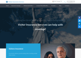 visitorshealthcoverage.com