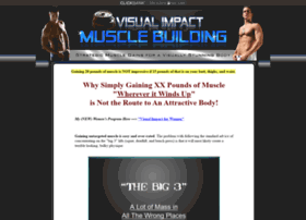 visualimpactmusclebuilding.com