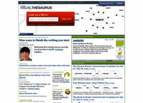 visualthesaurus.com