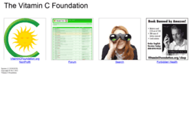 vitamincfoundation.org