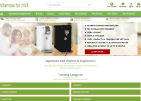 vitaminsforlife.co.uk