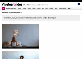 vivelesrondes.com