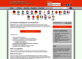 voetbalpoules.nl