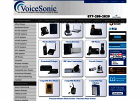 Voicesonic.com
