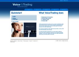 voicetrading.com