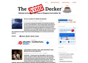 voiddecker.com