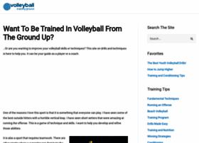 Volleyball-training-ground.com