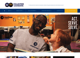 volunteerlouisiana.gov