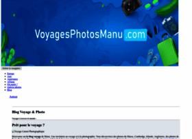 voyagesphotosmanu.com