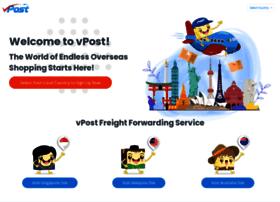 Vpost.com.sg