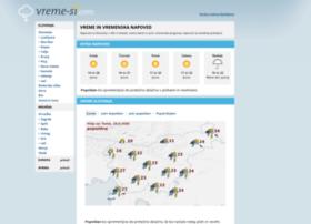 vreme-si.com