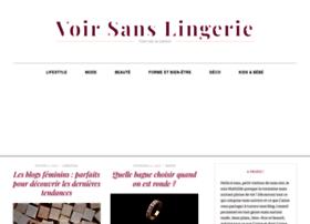 vslingerie.fr