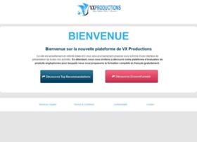 vx-productions.com