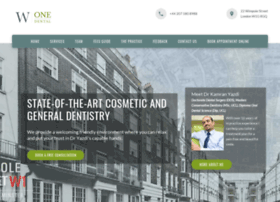 w1dental.co.uk