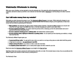 w2u-wholesale.com