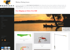 walleyefishinglure.com