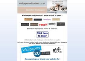 wallpaperandborders.co.uk