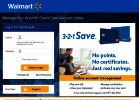 walmartcreditcard.com