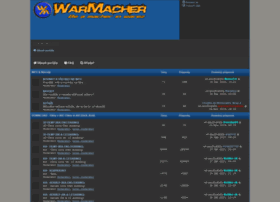 warmacher.com