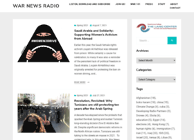 warnewsradio.org