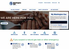 washgas.com