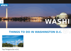 washingtondc.wheretraveler.com