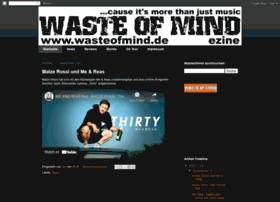 wasteofmind.de