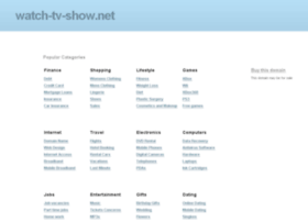watch-tv-show.net