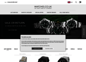 watches.co.uk