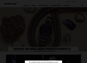 watchlounge.com