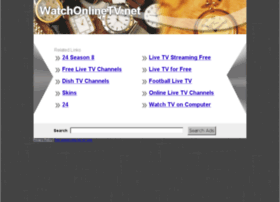 watchonlinetv.net
