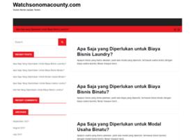 watchsonomacounty.com