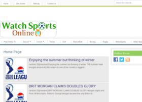 watchsportsonlinetv.com