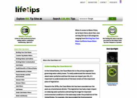 Waterfilter.lifetips.com