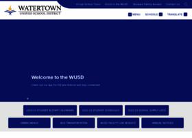 watertown.k12.wi.us