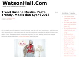 watsonhall.com