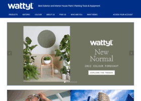 wattyl.com.au