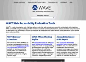 wave.webaim.org