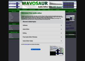 Wavosaur.com