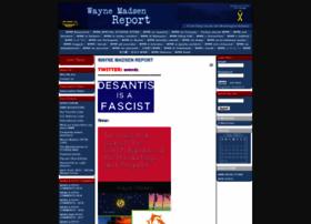 waynemadsenreport.com