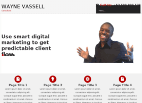 waynevassell.com